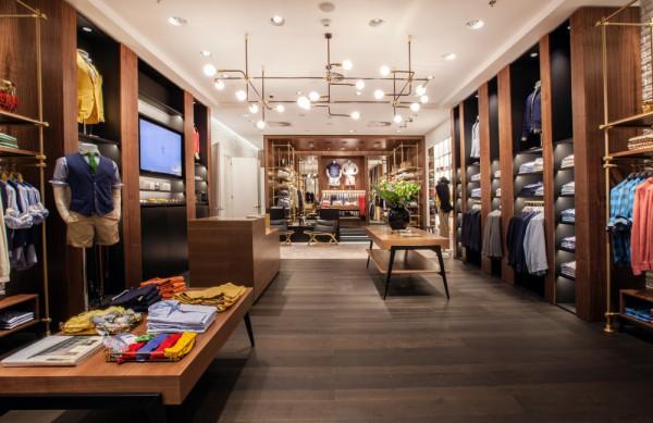 Nový luxusní butik Cremieux v ulici Na příkopě