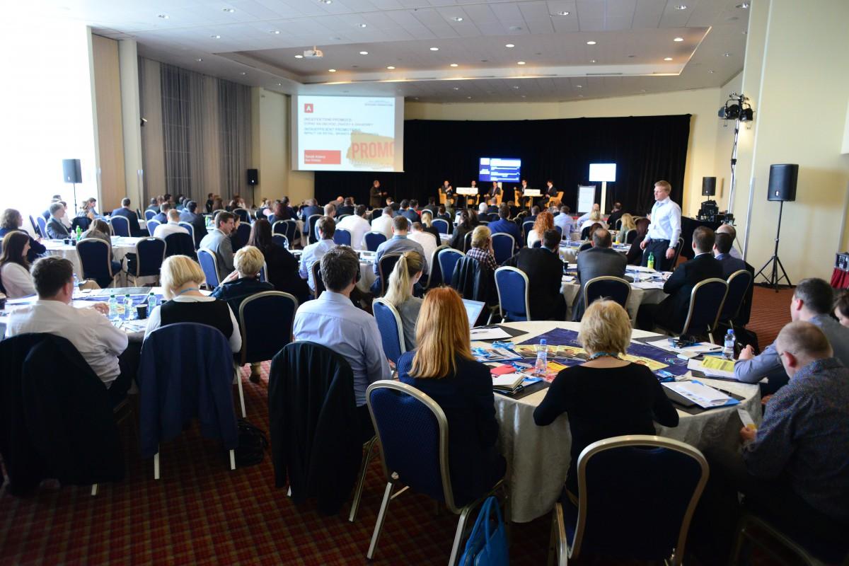 Středeční konference Retail in Detail přilákala 165 návštěvníků. Foto pro Blue Events: David Bruner