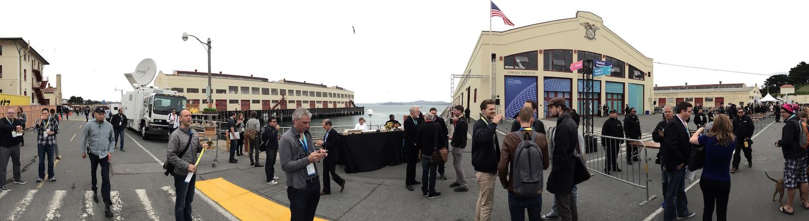 Vývojářská konference F8 proběhla letos v dubnu v kalifornském San Francisku