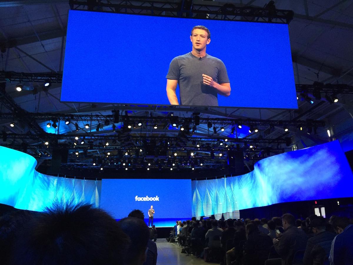Šéf Mark Zuckerberg
