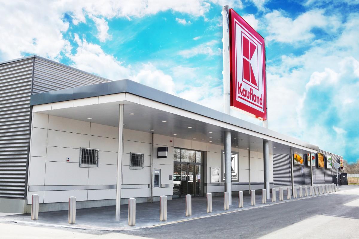 Nová prodejna Kauflandu v Brandýse nad Labem