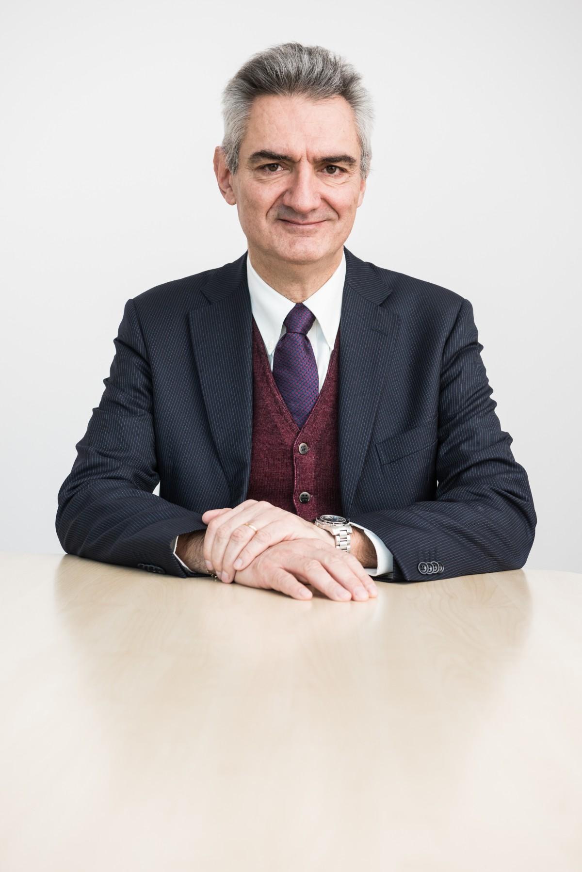 Nový generální ředitel Accenture Roberto Libanoti