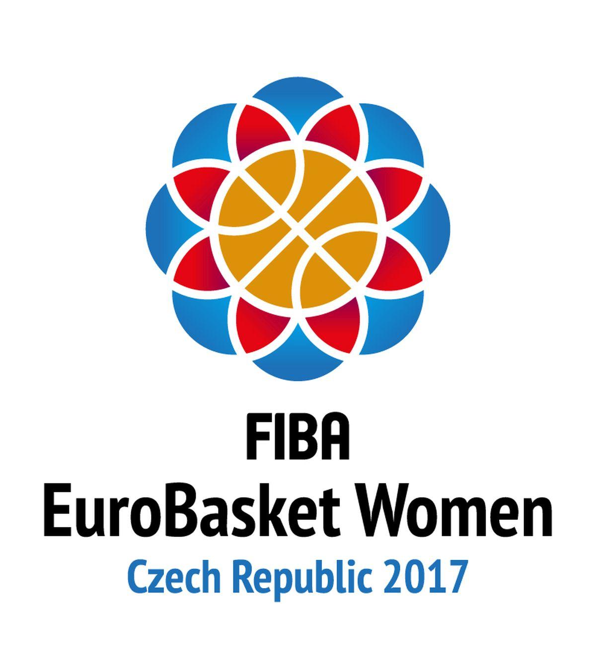 Logo pro evropský šampionát v ženském basketbalu navrhl Jan Vrba