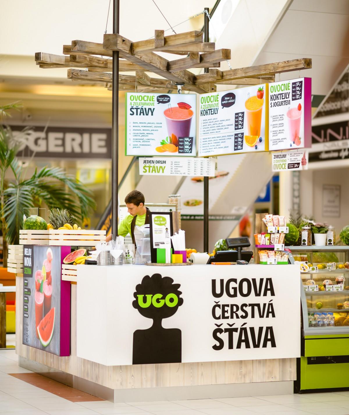 Ugo rozšiřuje svou působnost v České republice