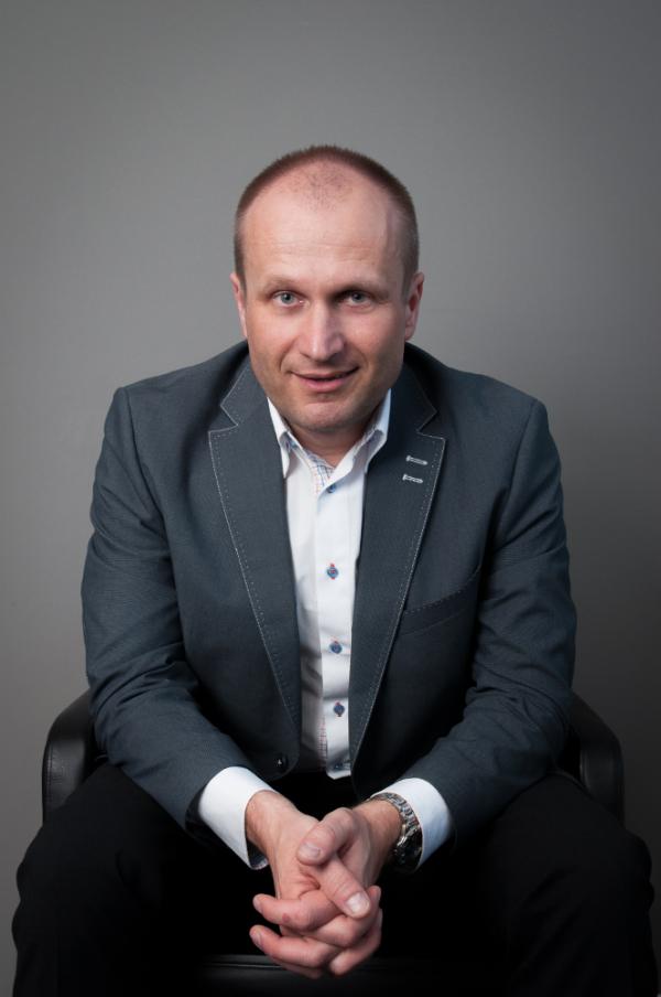 Nový finanční ředitel TUkas Group Martin Lesák