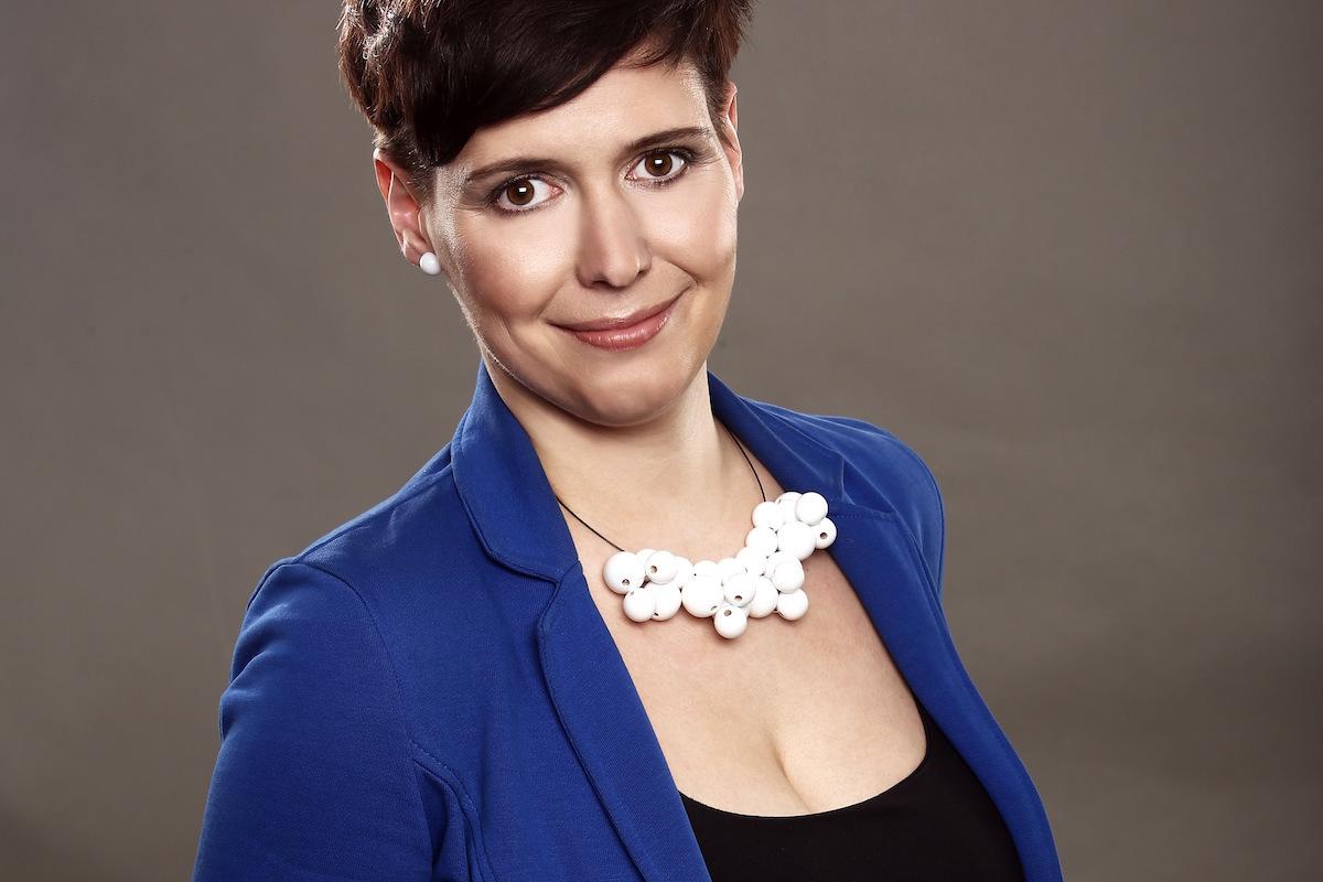 Adéla Jansová. Foto: Tomáš Pánek