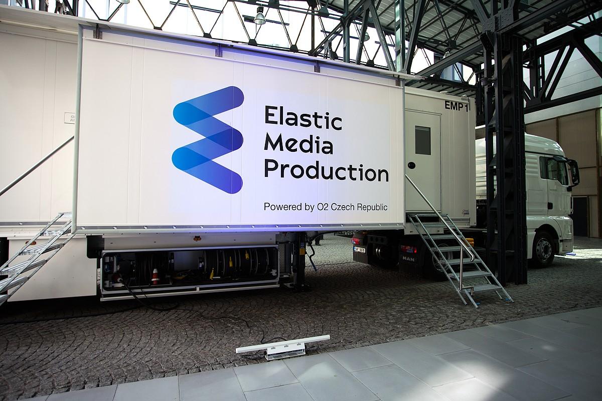 Přenosy bude O2 do zahraničí nabízet pod značkou Elastic Media Production