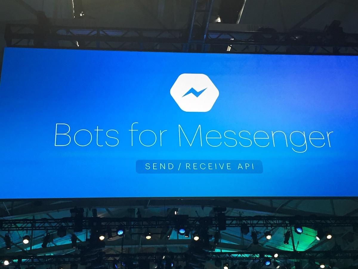 Facebook oznámil nástup robotů do chatu Messengeru