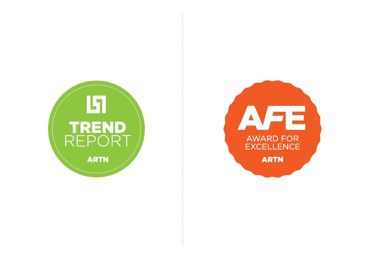 Nový styl se odrazil i na pravidelném průzkumu trendů a na odborné studii Trend Report