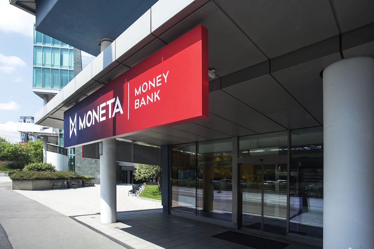 Nová vizuální identita přejmenované banky
