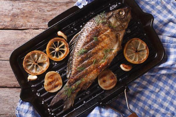 Nová kampaň na podporu spotřeby sladkovodních ryb  se jmenuje Ryba na talíř
