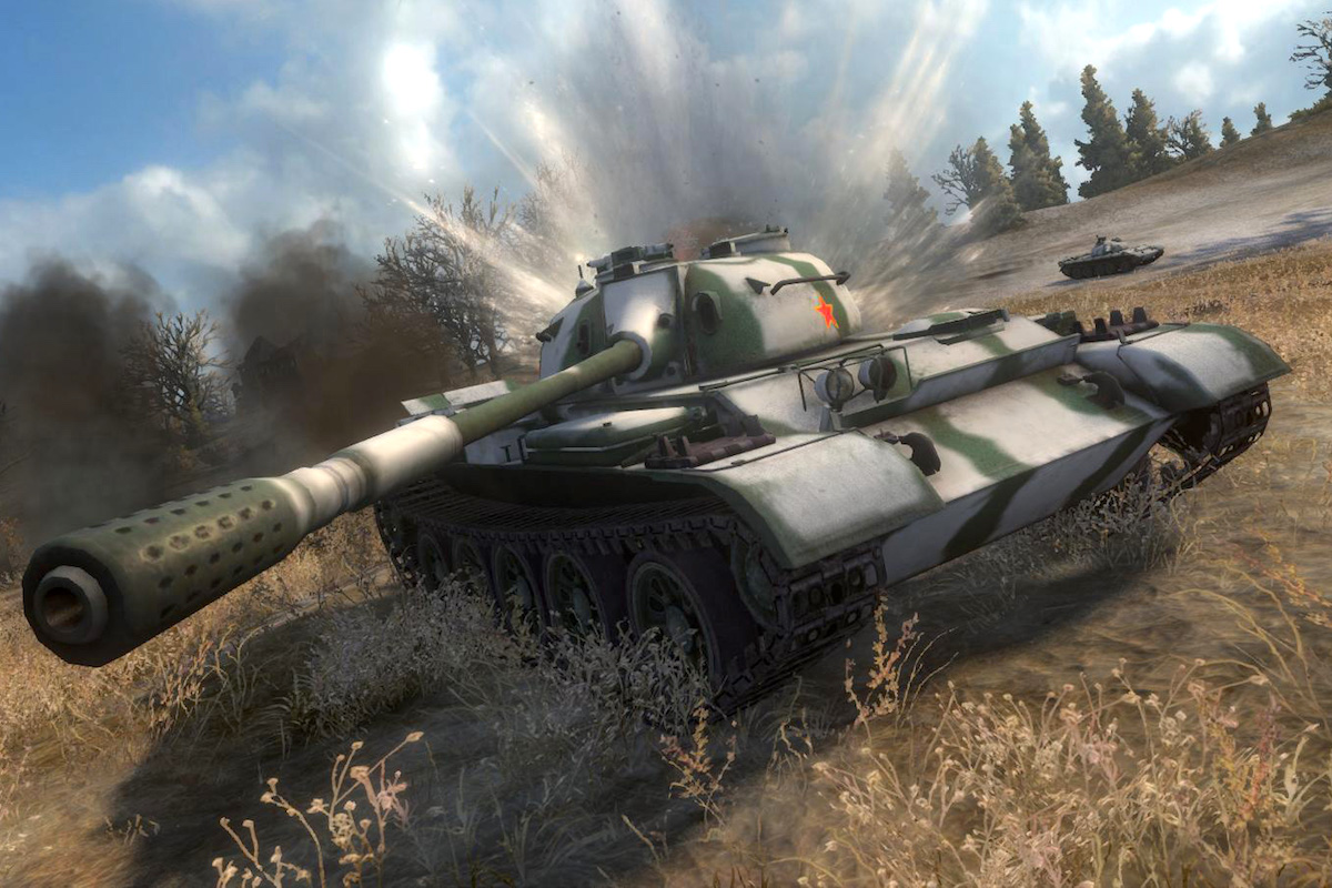 World of Tanks. Repro: worldoftanks.eu