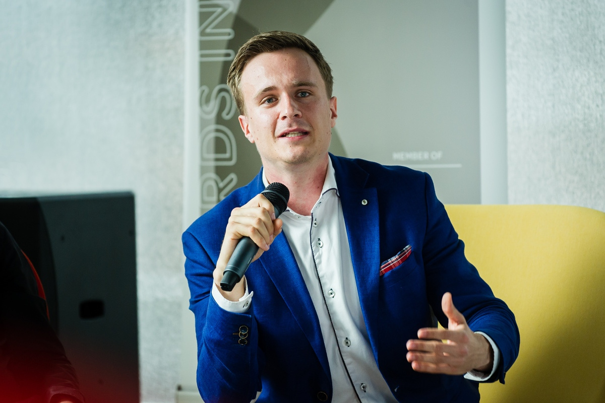 Jan Somol. Foto: Vojta Herout
