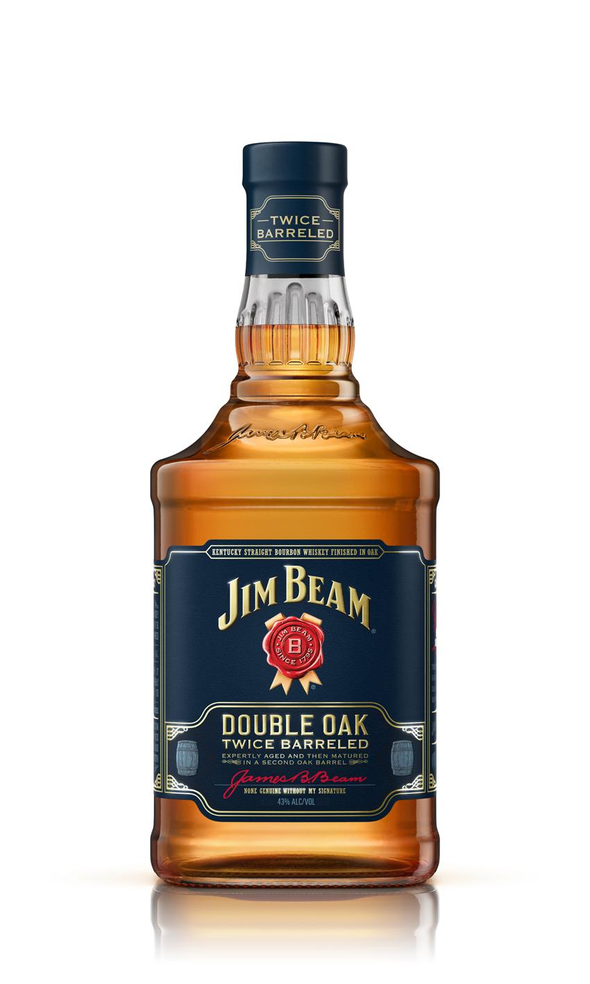 Nový Jim Beam Double Oak dorazí do Čech v průběhu května Nový Jim Beam Double Oak dorazí do Čech v průběhu května