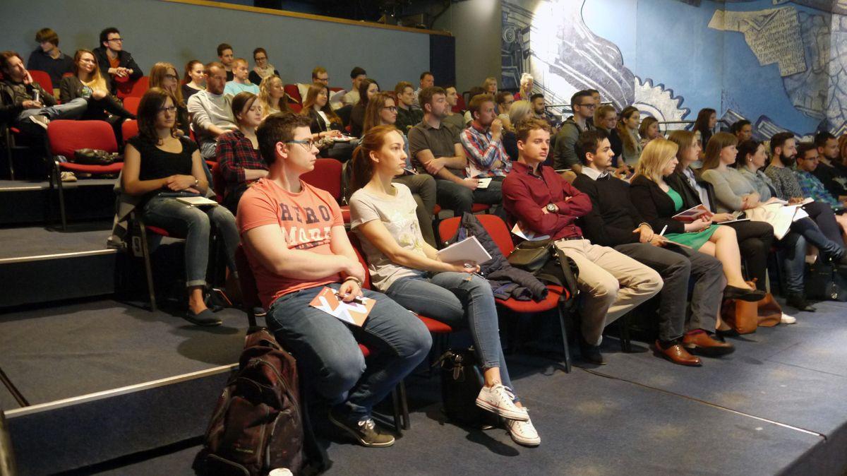 Kategorie Media se účastní 24 týmů. Foto: Honza Marcinek, Lionhearted