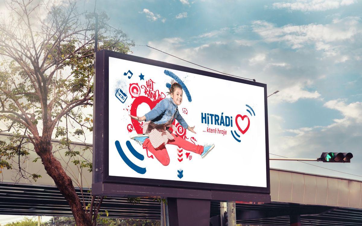 Nový styl Hitrádia najde svůj odraz i v mediální kampani