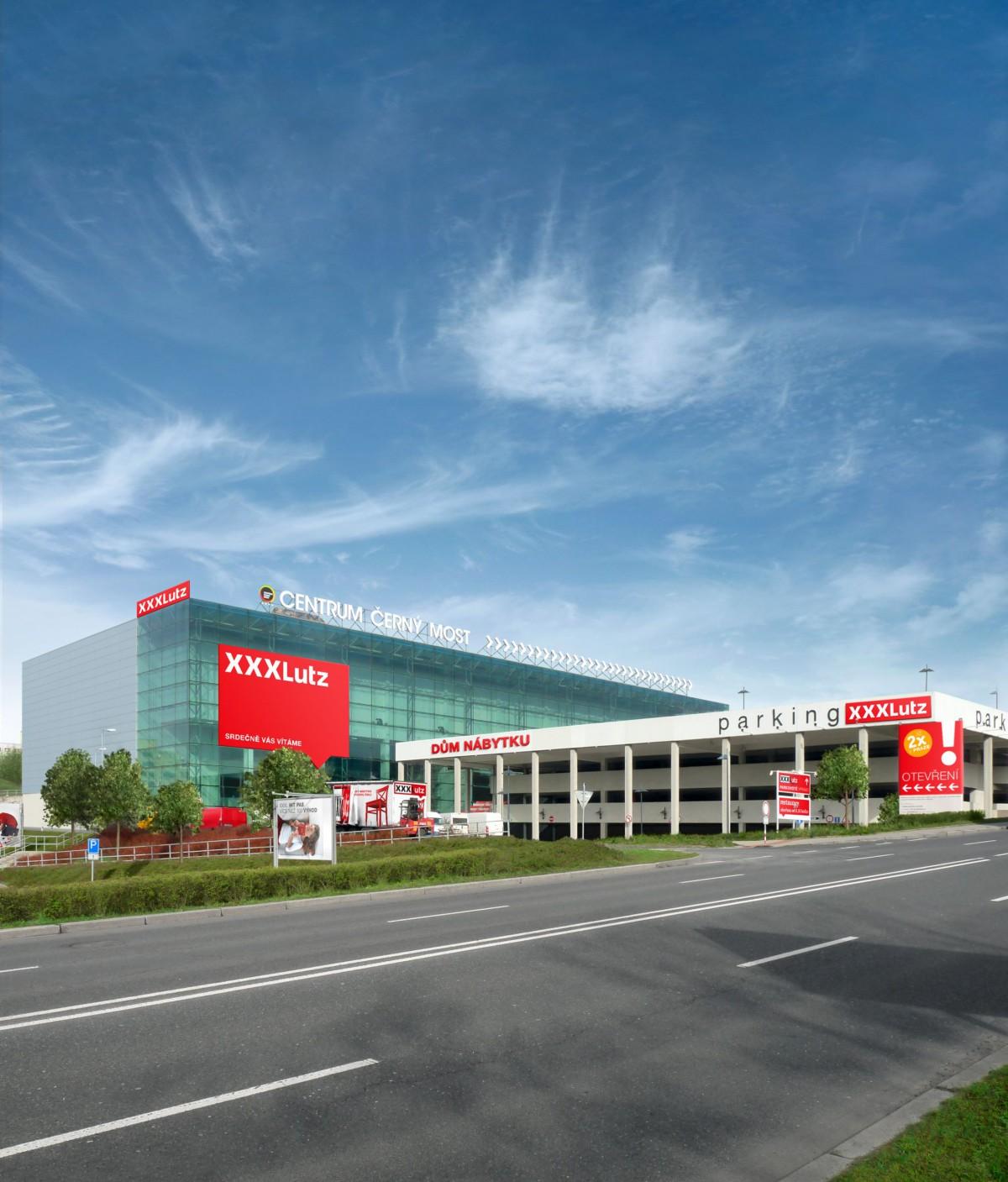 Nová prodejna XXX Lutz se ve čtvrtek otevřela v Centru Černý Most
