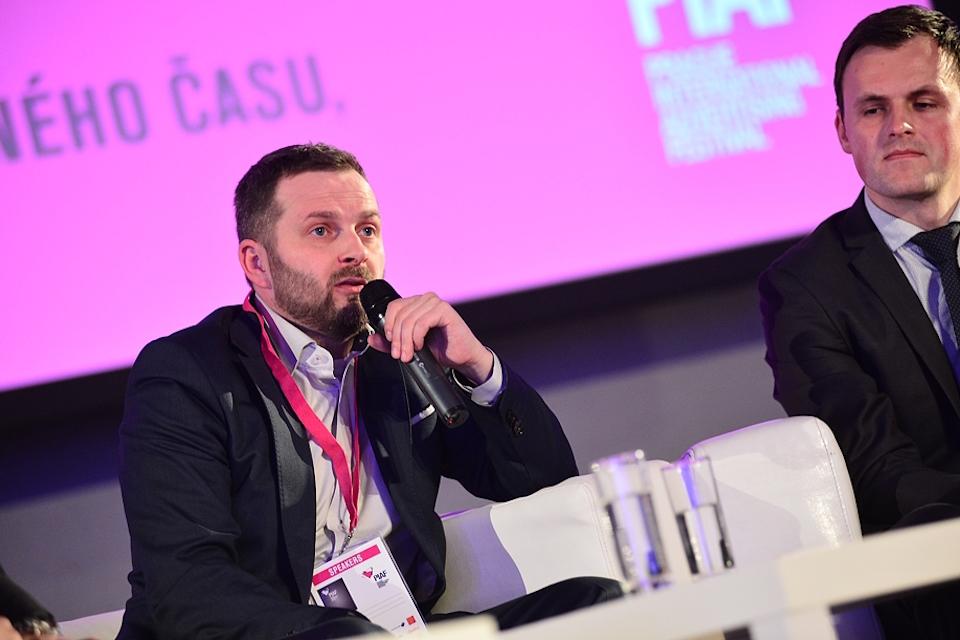 Tibor Batthyány. Foto: Radana Čechová