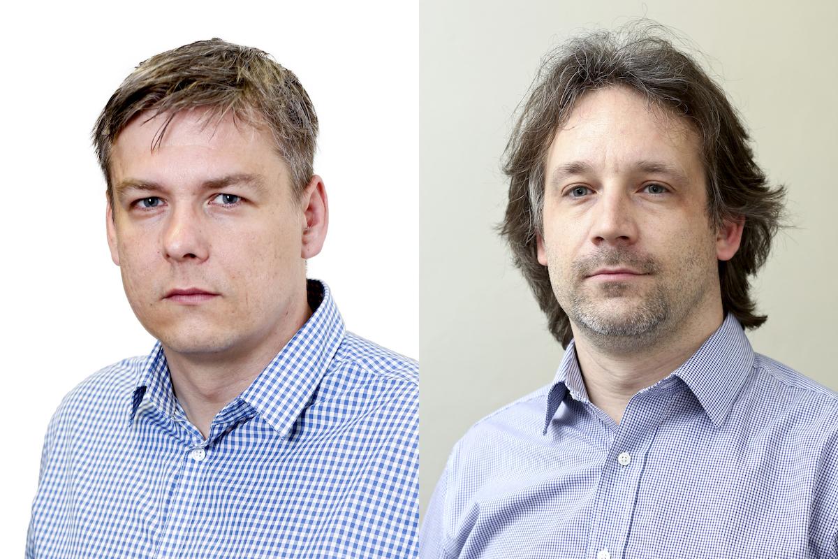 Zdeněk Fučík a Tomáš Jeník