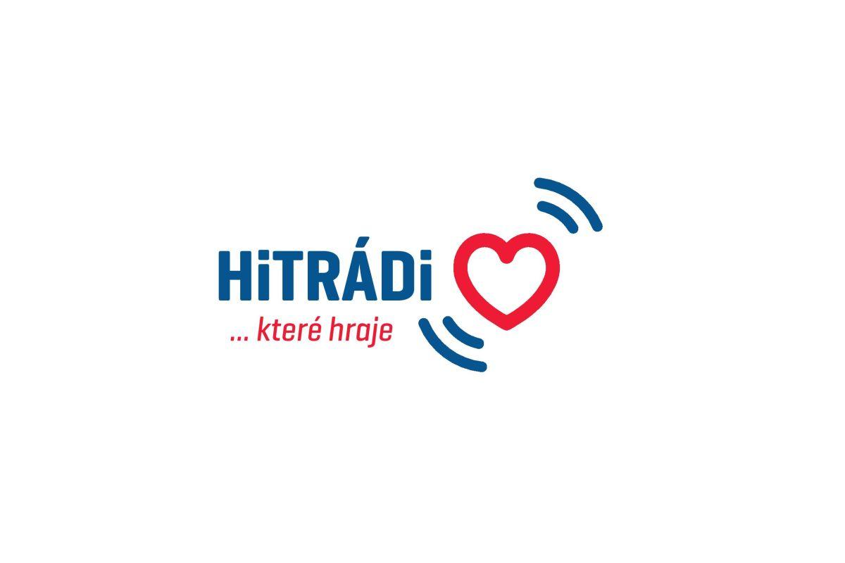 """Dominantou nového loga Hitrádia se stává """"srdce, které hraje"""""""