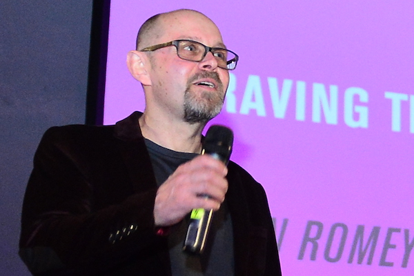 Marek Hlavica na festivalu PIAF v dubnu 2016