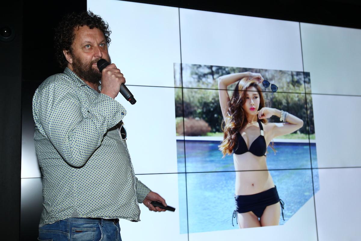 Roman Mrázik se ukázal s aplikací LangSeek, humor nechyběl