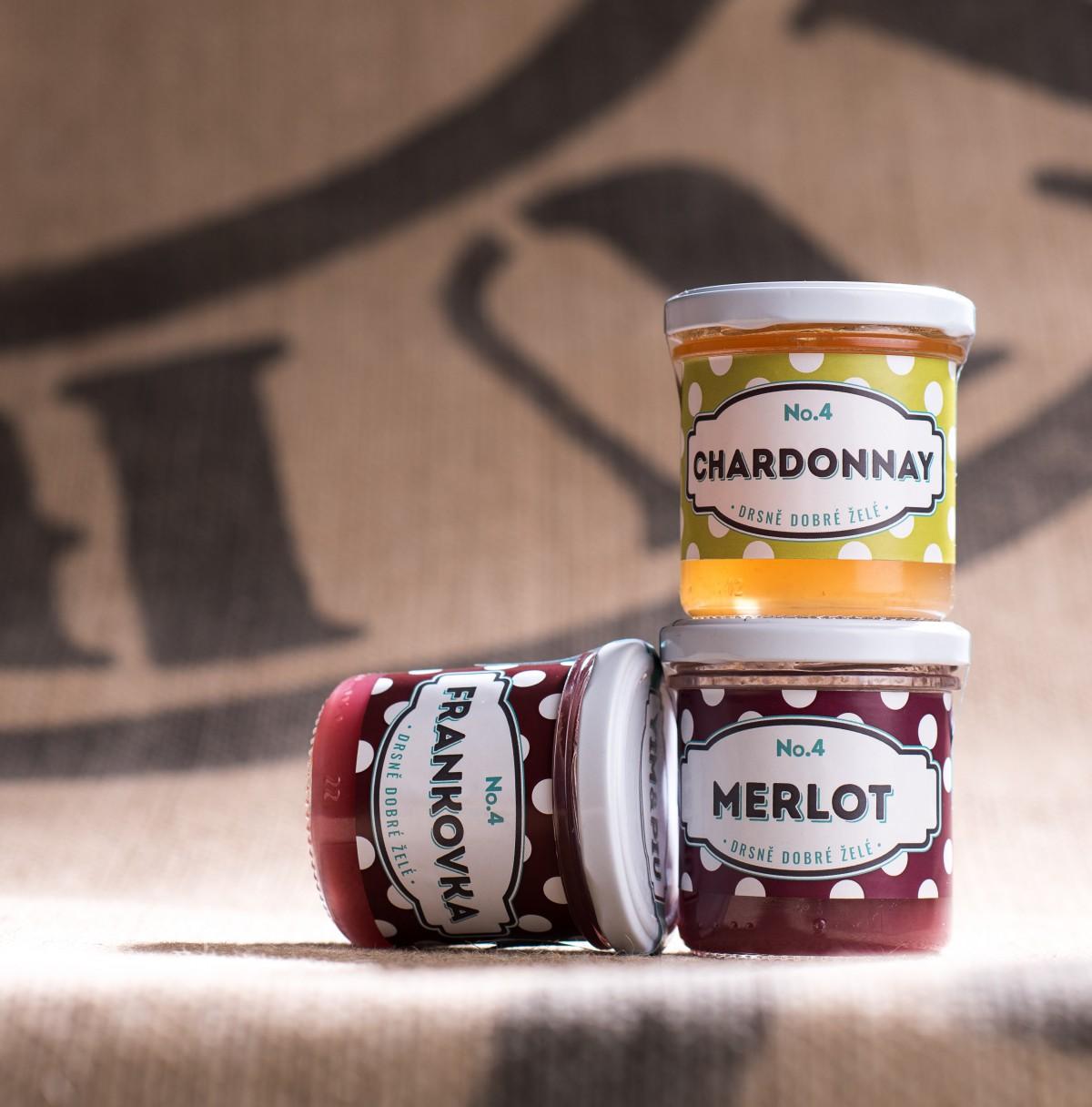 Kromě klasických džemů bude firma prodávat i netradiční příchuti