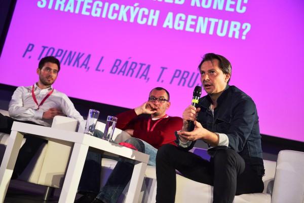 """""""Inovace může přinést dav i agentura"""""""