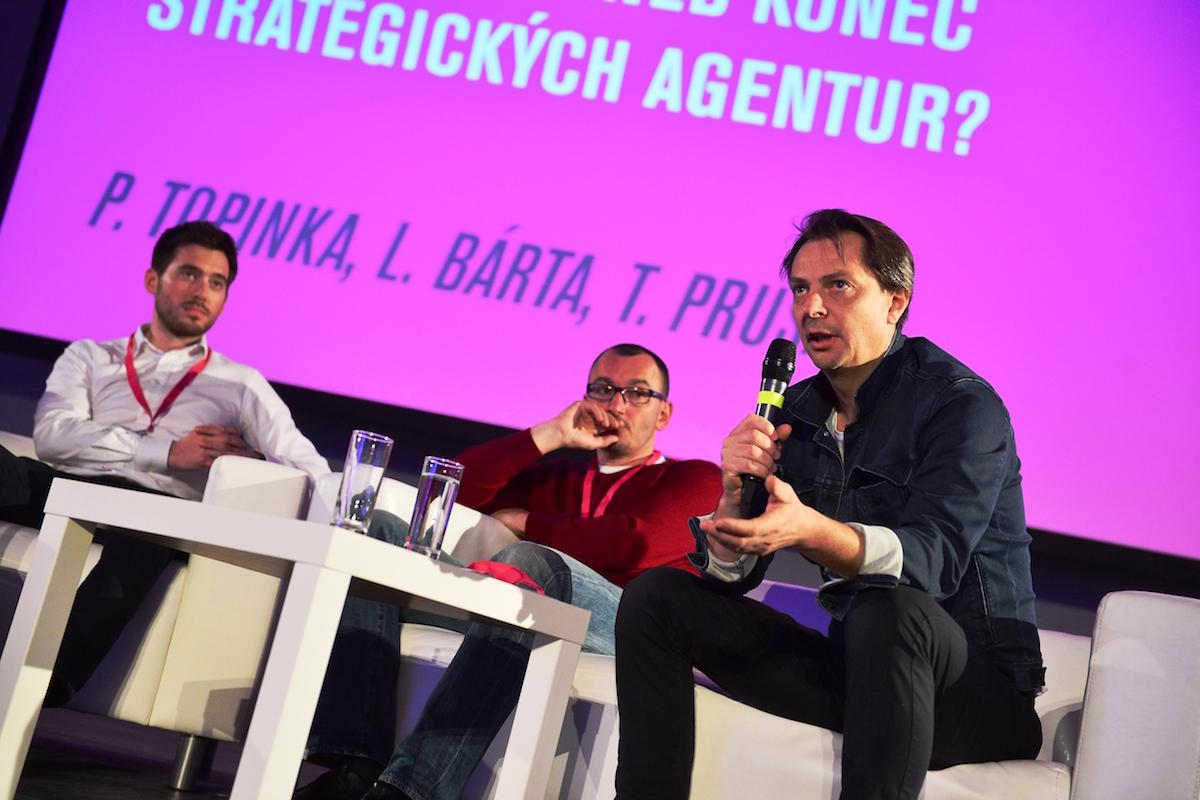 Petr Topinka na festivalu PIAF. Foto: Radana Čechová