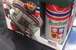 Pilsner půjde zase s hokejem #Společněprozlato