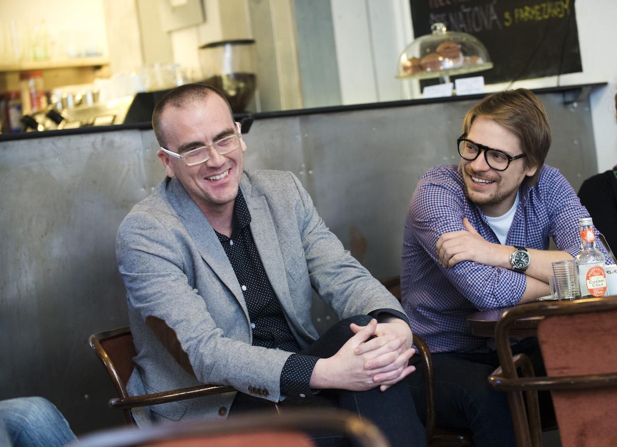 Petr Laštovka a Michal Nýdrle. Foto: David Bruner