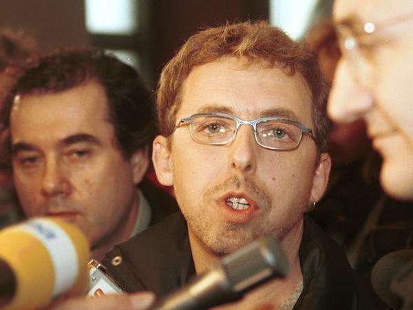 Adam Komers jako odborář proslul při televizní stávce v ČT na přelomu let 2000 a 2001. Foto: Profimedia.cz