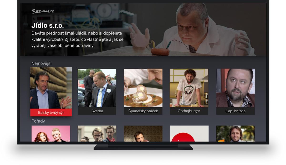 Seznam.cz TV lze naladit prostřednictvím čtvrtého multiplexu digitální televize