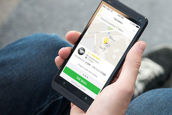 Rubikon v Česku řídí komunikaci aplikace Taxify