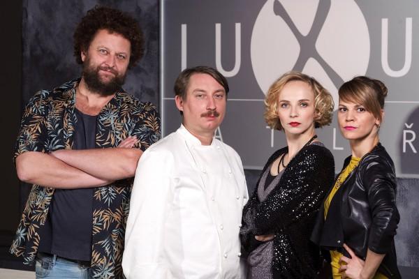 Tvůrci Blaníku točí další seriál Žrouti, o vaření