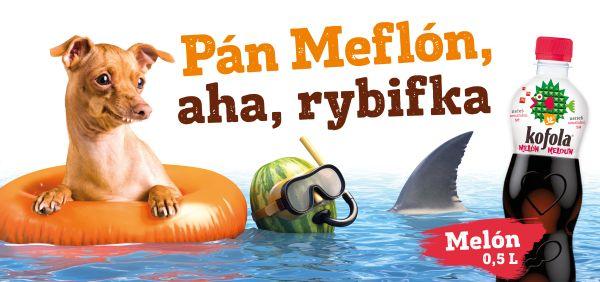 Navazující kampaň Fofoly, tentokrát s Meflounem