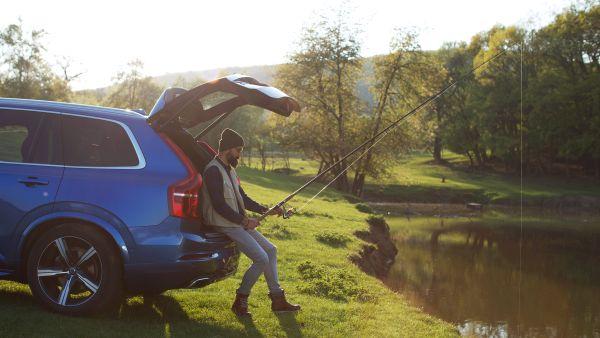 Vítězné Volvo ve švédském stylu