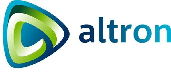 Původní logo Altronu