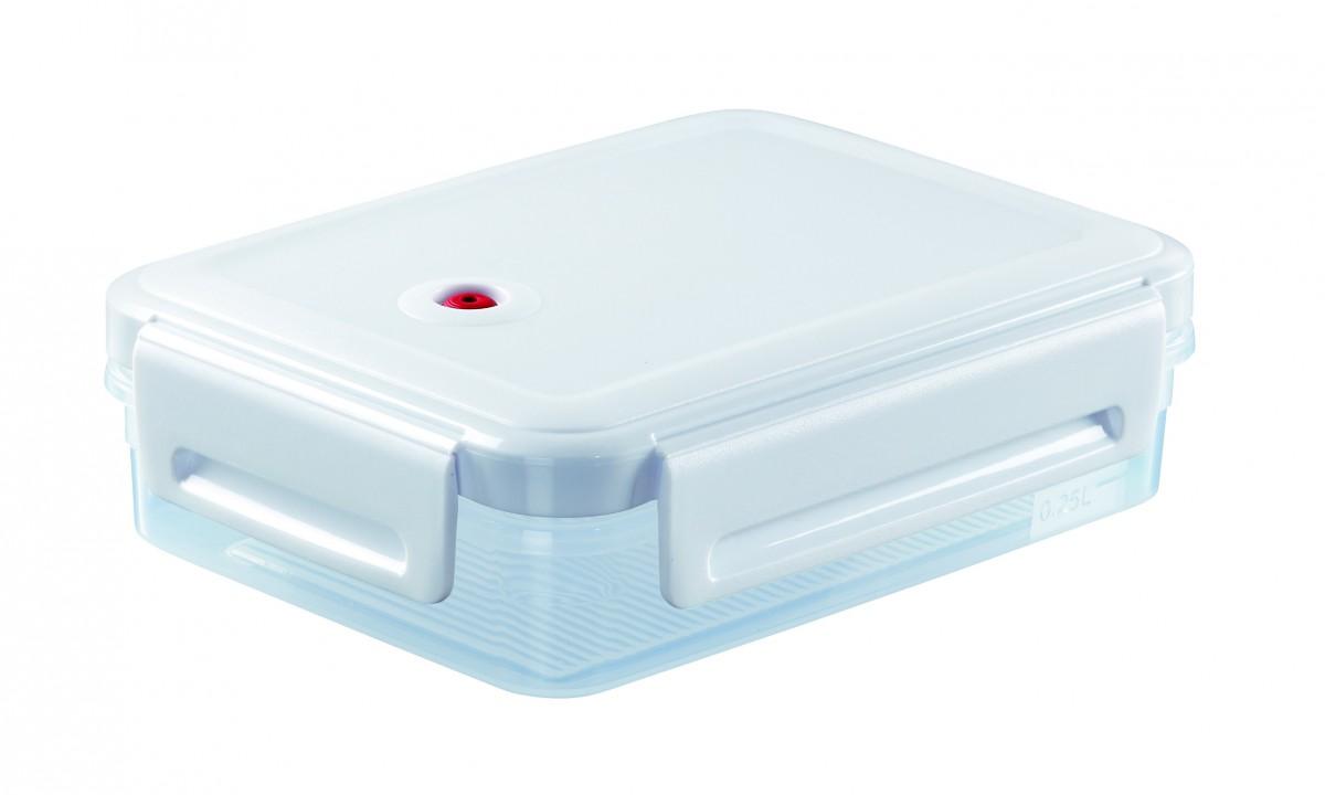 Jedna z osmi krabiček Curver, kterou Albert nabízí v nové kampani
