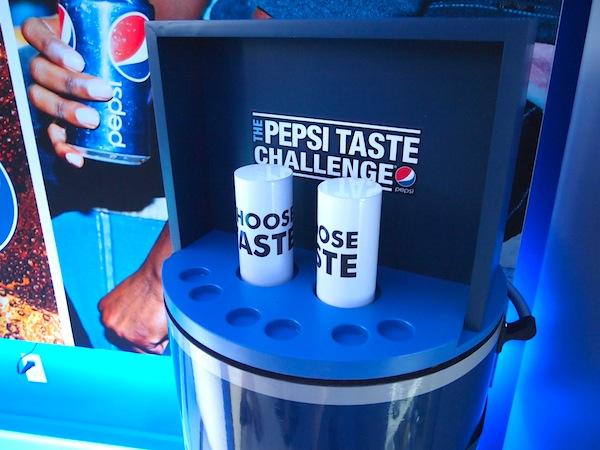 V Americe ozkoušený koncept Taste Challenge zkouší Pepsi i na českém trhu