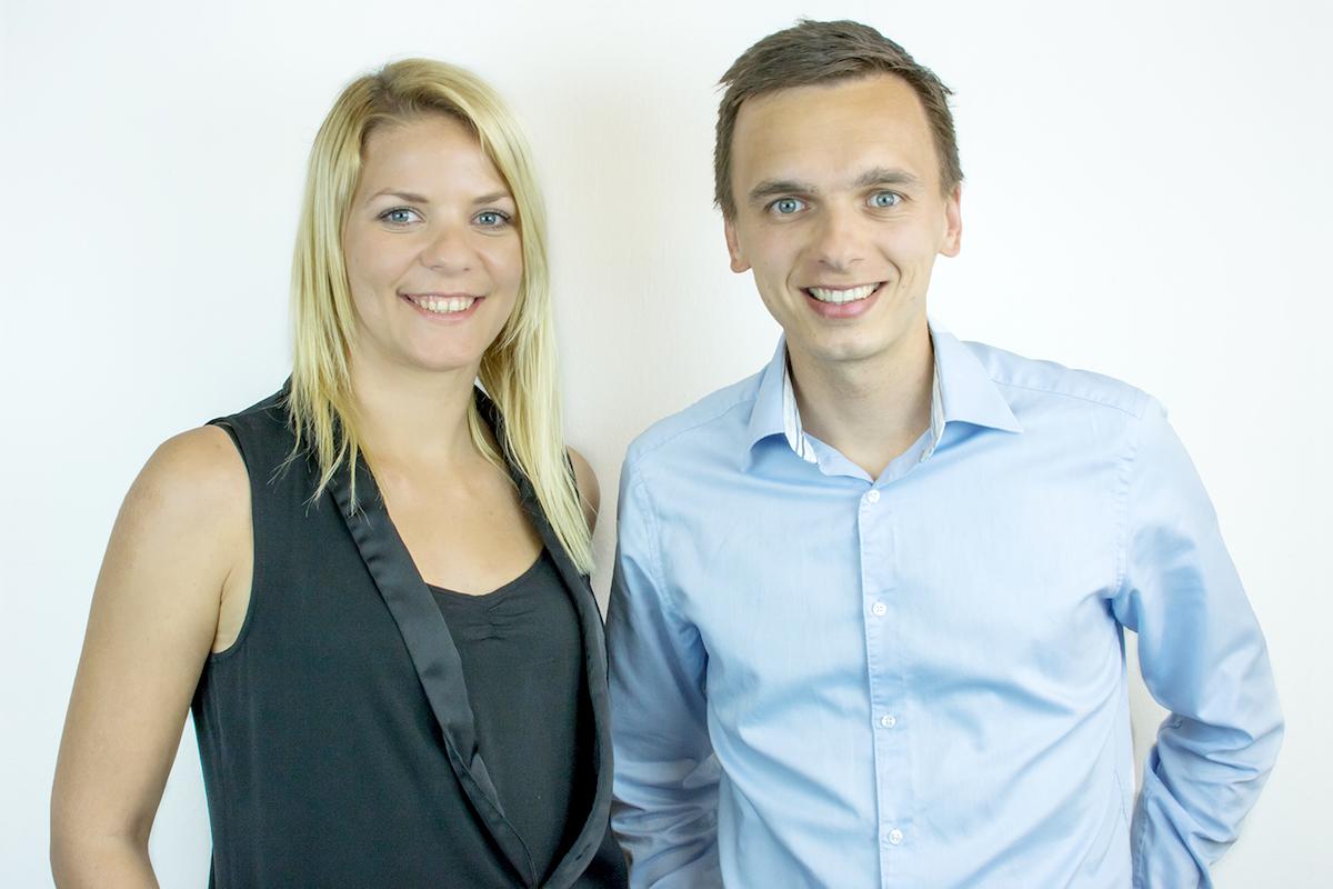 Vůdčí tým Staria tvoří kreativní ředitelka Kateřina Malinová a ředitel Michal Hardyn