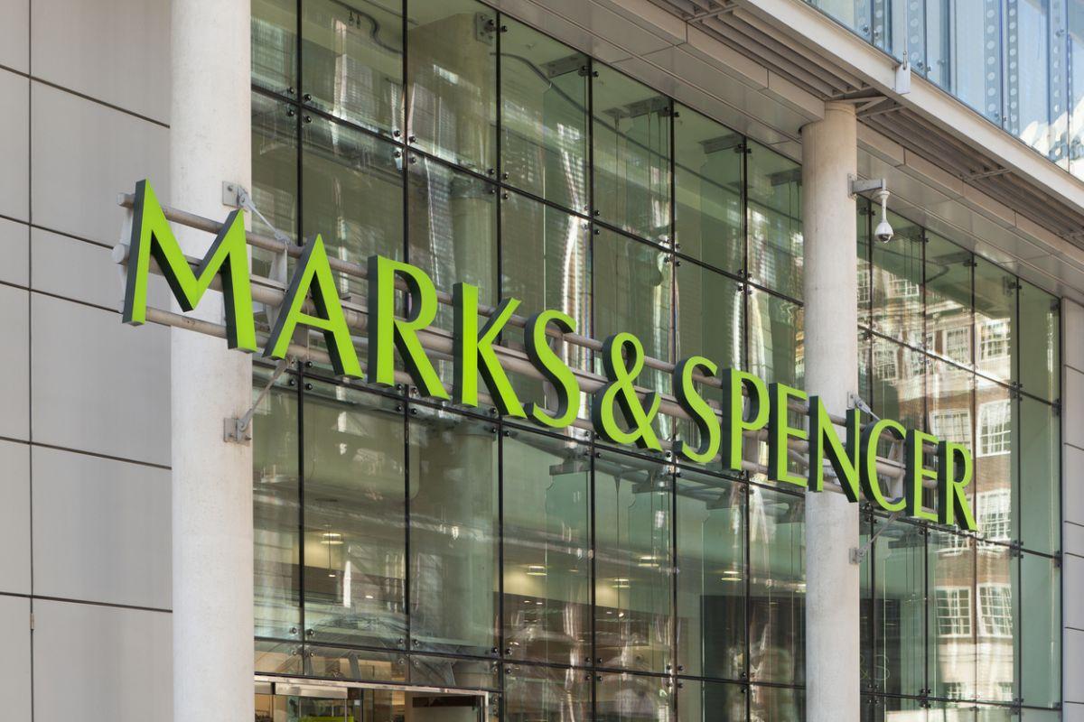 Marks & Spencer je původně britský obchodní řetězec