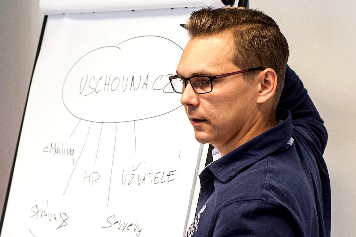 Šéf Tiscali Media Michal Kubík