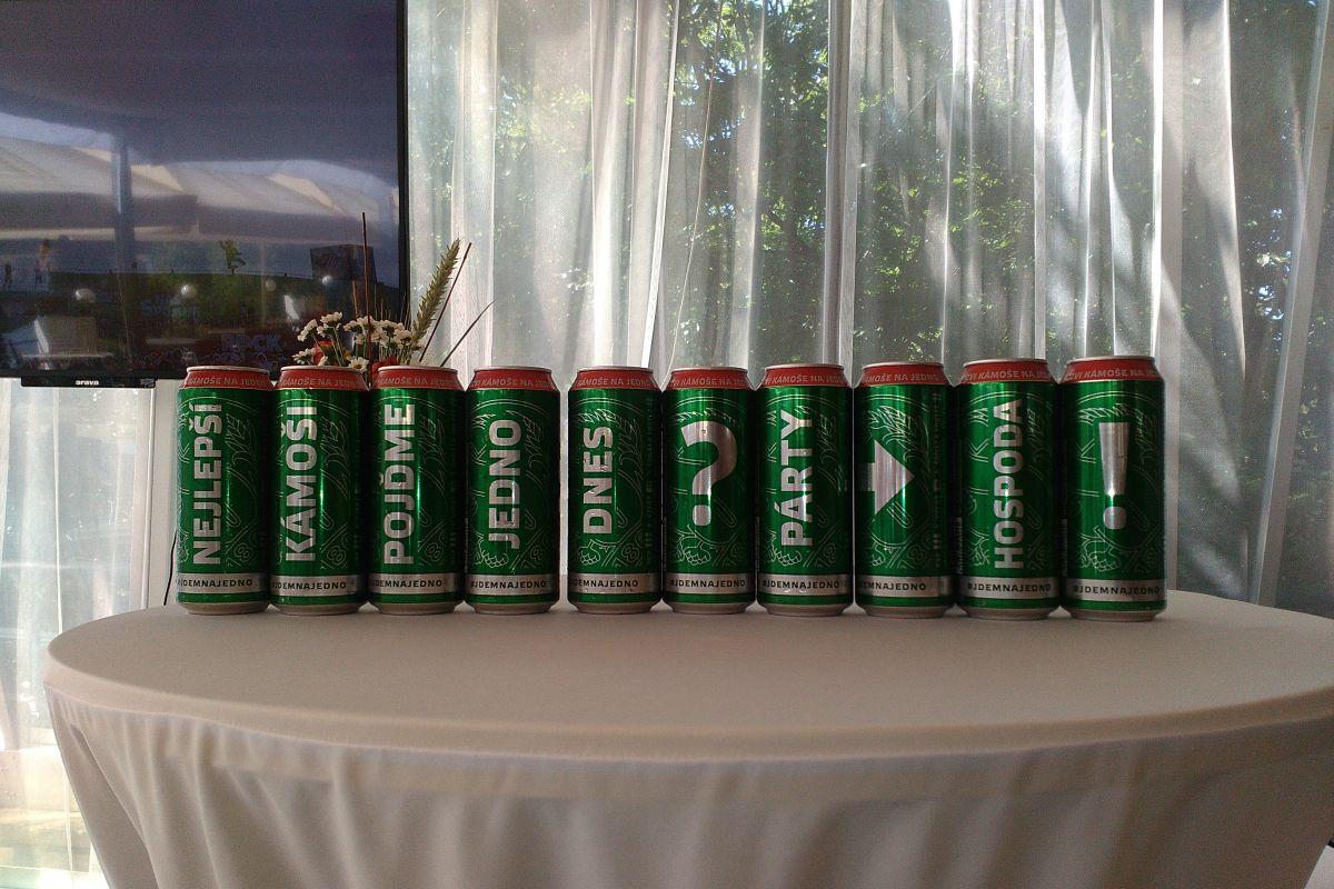 Pivovary Staropramen spouštějí kampaň Bav se Staropramenem