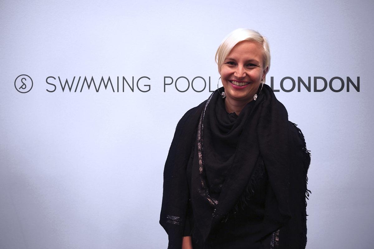 Klára Zamrzlová, hlava londýnské pobočky Swimming Pool