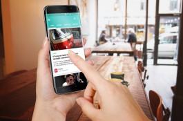 Livesport koupil od O2 aplikaci Tapito, agregátor zpráv inovuje