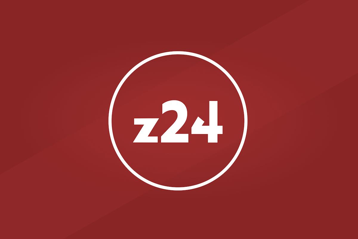 Logo chystaného zpravodajského kanálu Z24