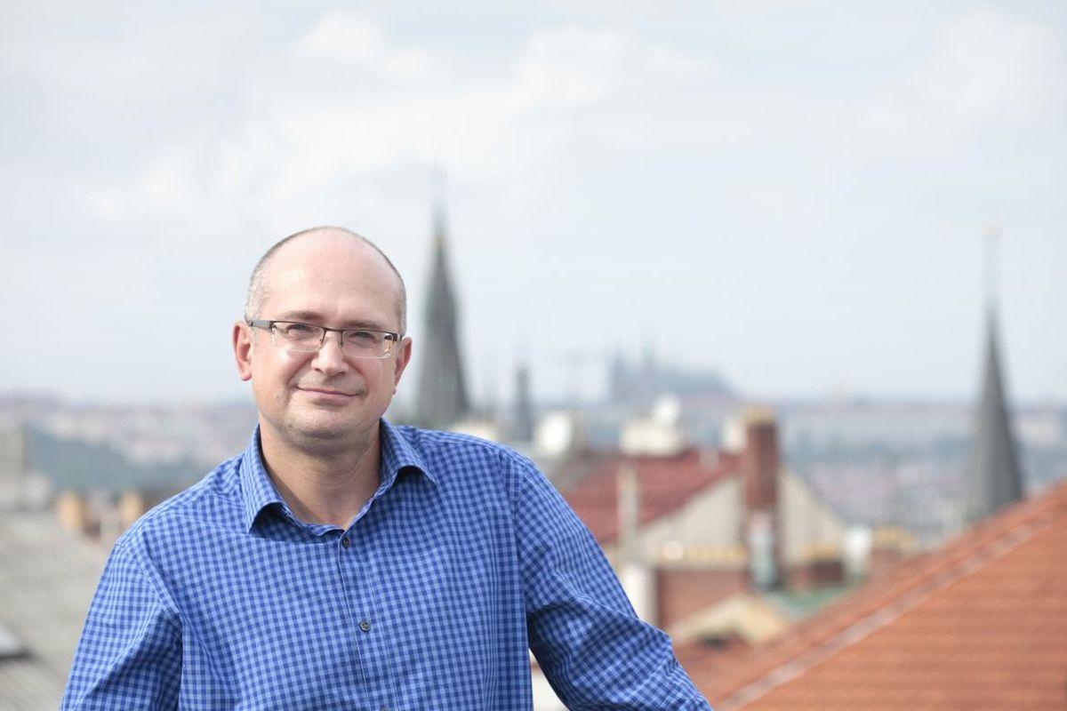 Zdeněk Hašek. Repro: zdenekhasek.com