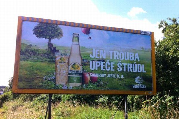 První místo získal slogan kampaně cideru Somersby od agentury Kaspen/Jung von Matt