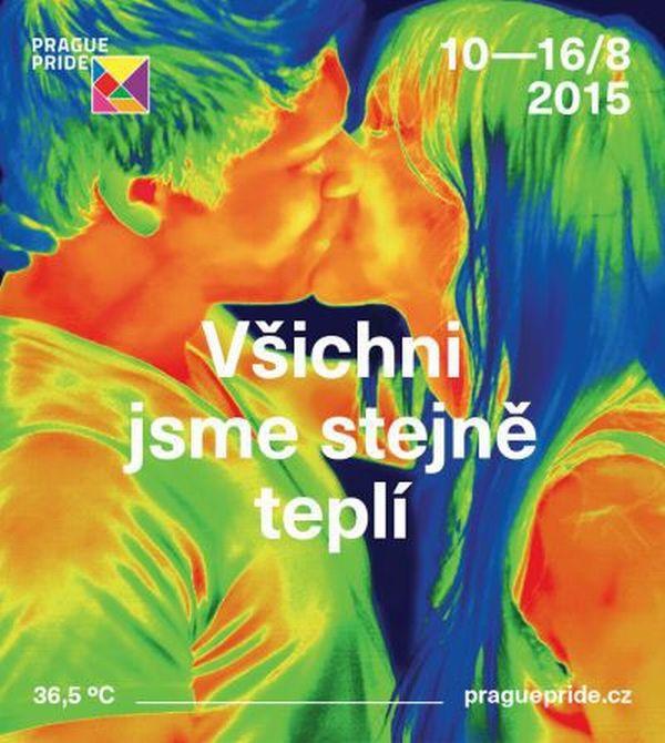 Headline loňské kampaně festivalu Prague Pride byl třetí